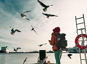 最新影楼资讯新闻-陌生但又熟悉的芬兰 完美旅途的碎片时光