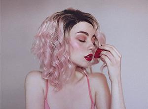 最新影樓資訊新聞-粉色的柔美少女心 青春可愛的時尚肖像