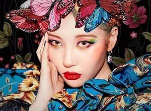 熱依扎鉆石妝、宣美蝴蝶妝,女星眼妝可以出書了