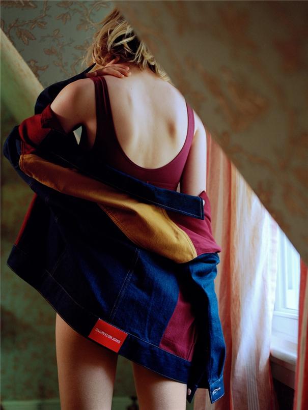 性感CK内衣大片 恰到好处的复古与现代