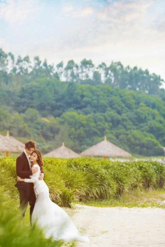 国庆小长假,16个婚纱旅拍小技巧