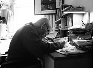"""最新影楼资讯新闻-与时间""""赛跑""""的85后摄影师"""