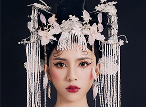 最新影楼资讯新闻-灵动中国风 让我做你最可爱的新娘