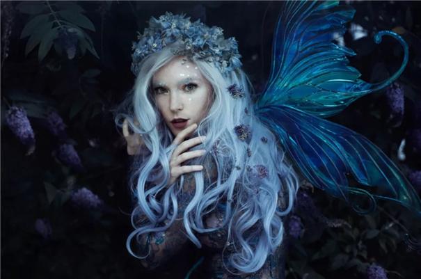 镜头魔法师Bella Kotak 在她的世界里谁都是小仙女