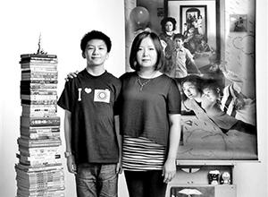 """最新影楼资讯新闻-创意亲子摄影:摄影师自述""""亲子画中画""""照片故事"""