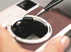最新影楼资讯新闻-徕卡相机个性化定制服务推出24色全新饰皮