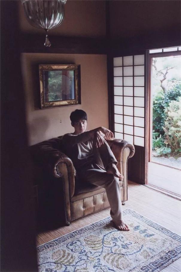 他首次與中國雜志合作,令小鮮肉席卷熱搜
