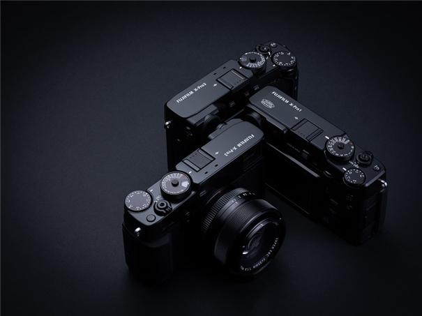 颜值与性能并存 富士X系列新旗舰X-Pro3发布