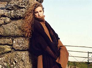 最新影楼资讯新闻-Vogue荷兰:和煦、质朴的简约风格
