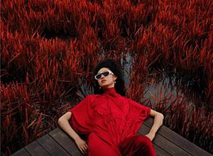 攝影師ZACK張悅:雜志片 REDDEST DAY紅色