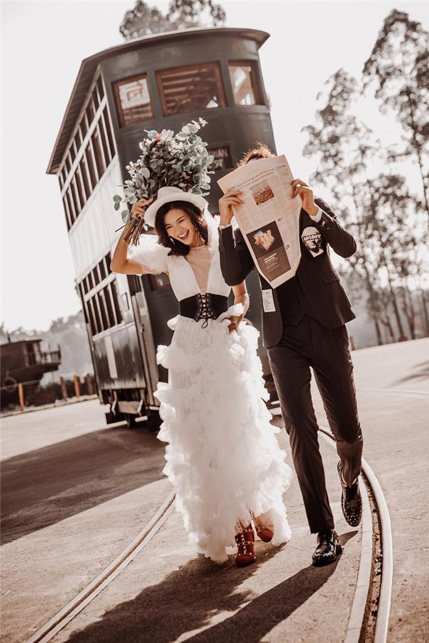 街拍婚纱照可以选择哪些场景?