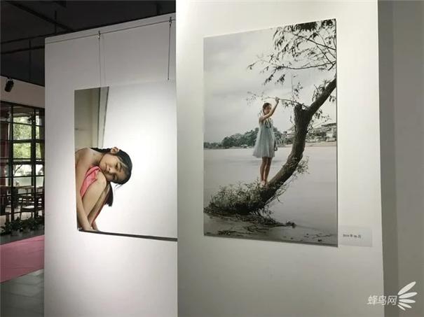 以绘摄影作品展《朵朵》 在尚8美术馆开幕