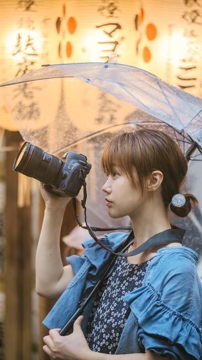 旅拍摄影师overwater:不设想未来,只专注当下