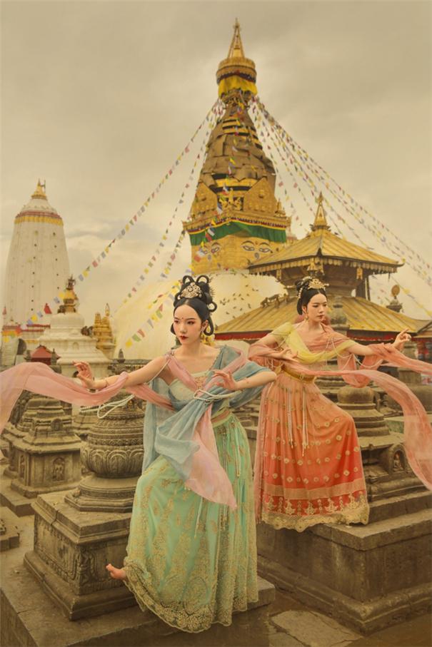 惊呆了!尼泊尔竟也能拍出古风人像?