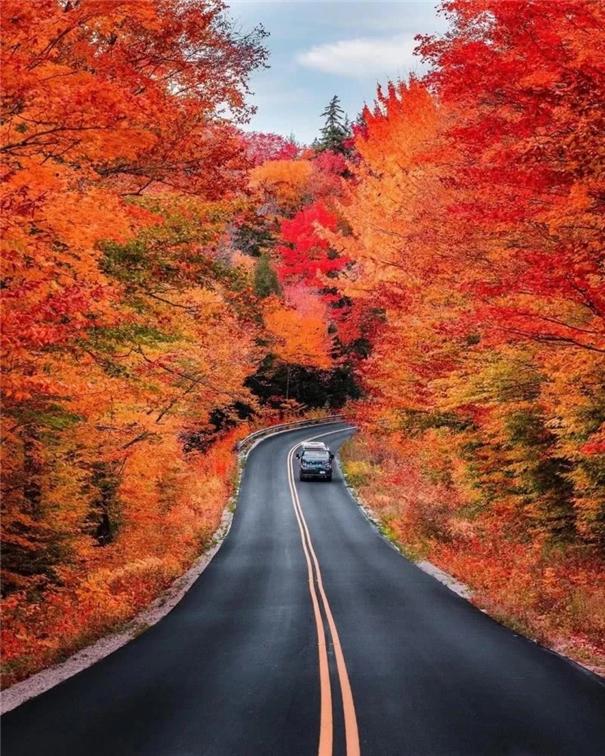 哪个摄影人不爱这迷人又短暂的秋天呢?