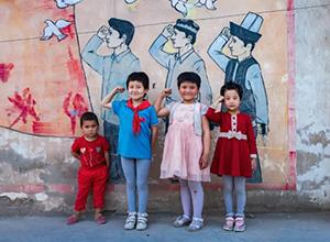 最新影樓資訊新聞-他在新疆拍孩子,記錄最美好的純真和童稚