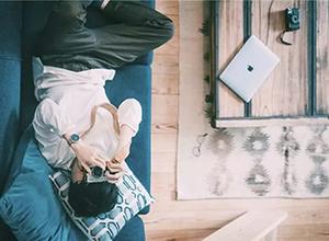 """最新影樓資訊新聞-""""男友視角""""寫真:攝影師情侶的戀愛可以這么甜"""