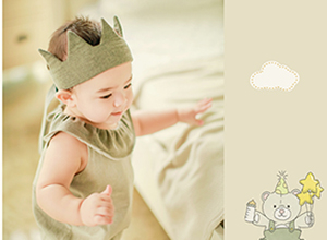 芒果专业儿童设计 您身边的儿童修片战队