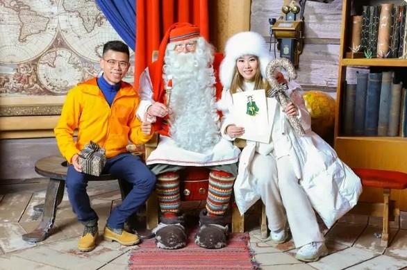 圣誕季來臨,看海馬體照相館如何打造人氣圣誕照?