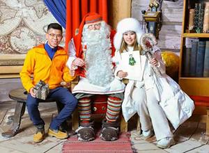 最新影楼资讯新闻-圣诞季来临,看海马体照相馆如何打造人气圣诞照?