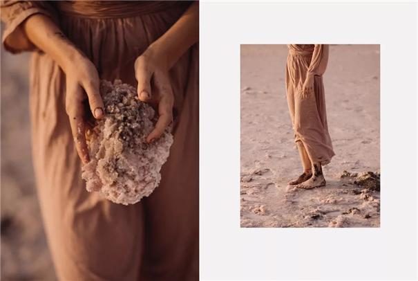 时尚甄选 : 阳光与辽远的诱惑