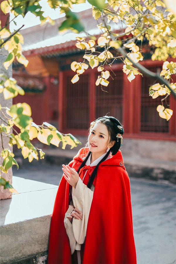 从皇城到长城,国风人像体验时空错觉
