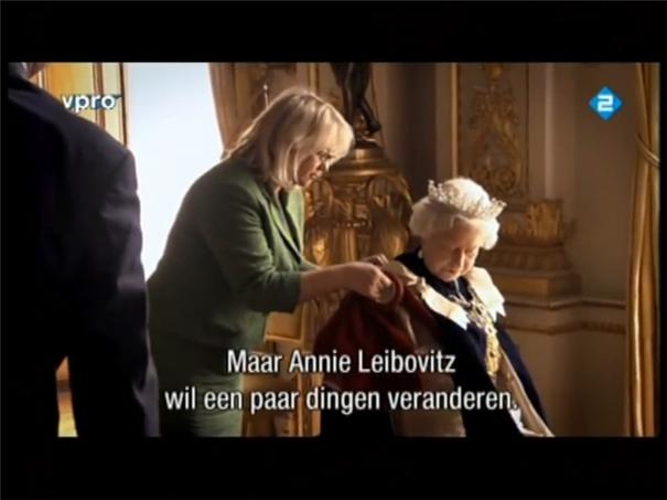 敢摘女王皇冠?商业大师安妮·莱博维茨曾惹怒英国女王