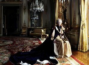 最新影楼资讯新闻-敢摘女王皇冠?商业大师安妮·莱博维茨曾惹怒英国女王