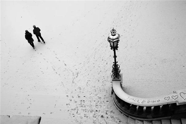 这样的雪景照片才耐看,从经典作品中寻找灵感