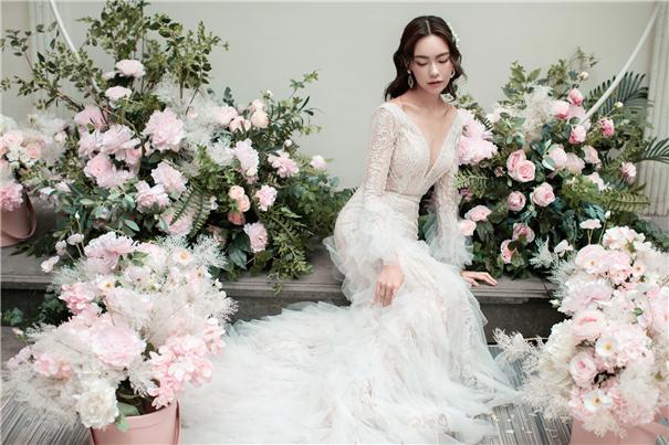 2020旅拍婚纱照流行大趋势!第一款我就爱上了