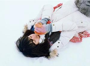 最新影楼资讯新闻-今天,这样拍雪景人像才最美!