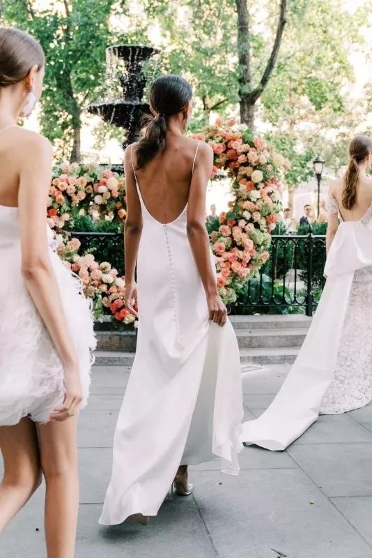 时尚来袭!2020年秋季婚纱潮流趋势发布