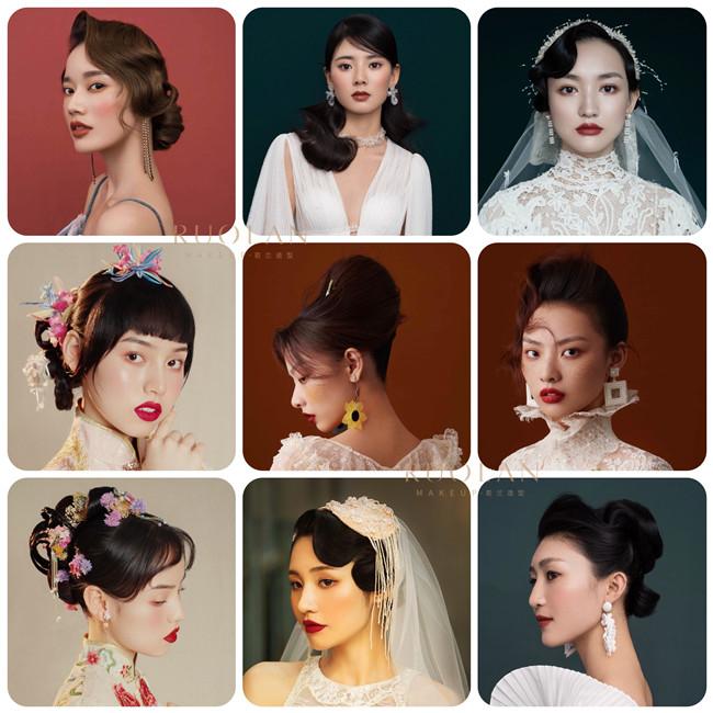 专访高级化妆讲师若兰
