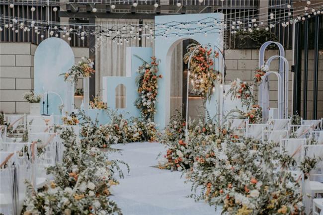 今年流行的婚禮趨勢,你關注了嗎?