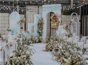 最新影楼资讯新闻-今年流行的婚礼趋势,你关注了吗?