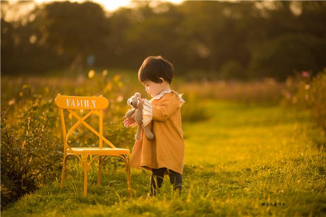 专访儿童摄影师阿木