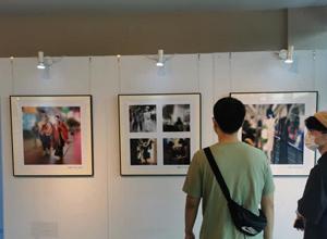 """最新影樓資訊新聞-""""風從海上來""""上海優秀文化資源走進南通《非常攝影》藝術攝影展開幕"""