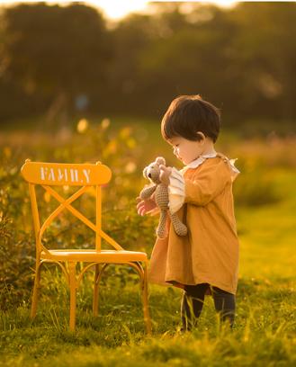 專訪兒童攝影師阿木:堅持用孩子的方式表達攝影