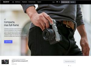索尼计划明年停止在巴西的相机制造和销售业务