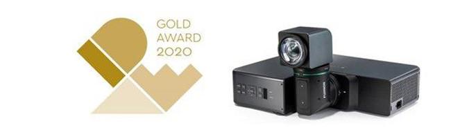 富士胶片超短焦投影机和防抖双筒望远镜获得IDEA奖金奖