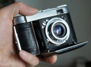 最新影楼资讯新闻-经典相机 | 小巧的 Certo Durata 35 毫米折叠相机