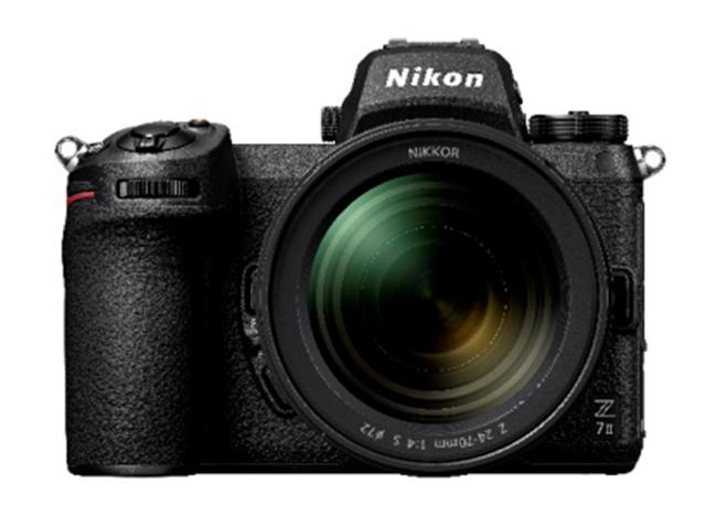 尼康发布全画幅微单数码相机Z 7II