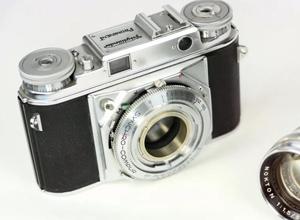 最新影楼资讯新闻-经典相机| 被忽视的精品--福伦达至尊(Prominent)35mm旁轴相机