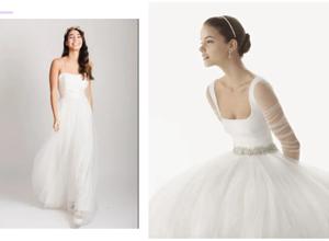 最新影樓資訊新聞-紐約新娘時裝周:2021年秋冬婚紗最新系列
