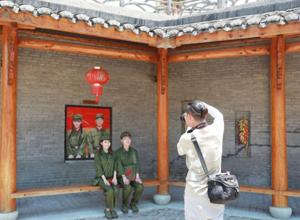 最新影楼资讯新闻-总投资900万!玫瑰小镇+婚纱摄影,打造浪漫风景线
