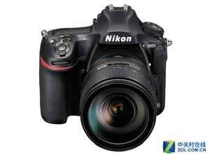 最新影楼资讯新闻-4575万像素高画质 尼康D850全画幅单反相机