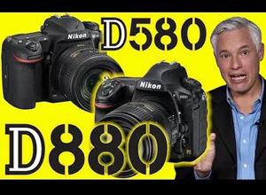 尼康2021年或推出新单反D580/D880 规格预测