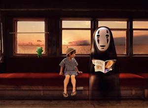 """童年照片不再是""""黑历史""""!日本妈妈给孩子P出""""梦幻大片""""!"""