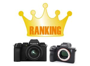 最新影樓資訊新聞-11月新相機與二手相機銷量排行榜 富士X-S10登頂