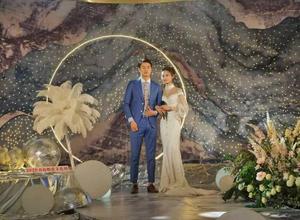 最新影樓資訊新聞-唯美冬季婚禮秀在青島精彩呈現 發布2021婚紗風尚潮流趨勢